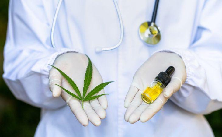cbd thc medical researches
